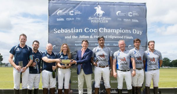 Royal County Of Berkshire Polo Club – Sebastian Coe Charitable Foundation Trophy