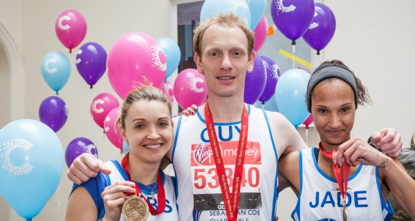 Run For Us At The 2018 Virgin Money London Marathon